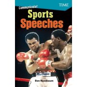 Communicate! Sports Speeches - eBook