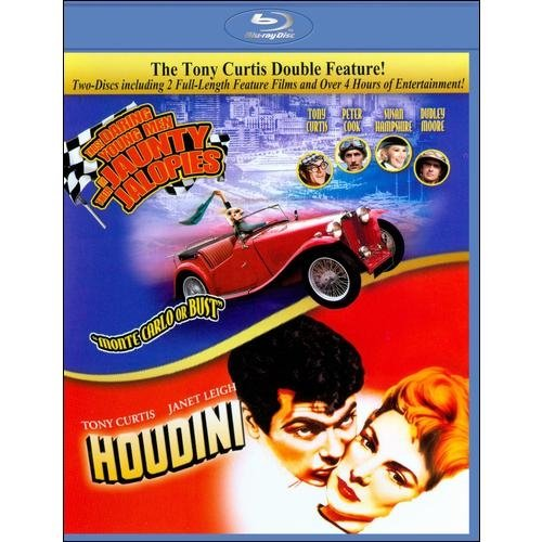 Houdini / Those Daring Young Men In Their Jaunty Jalopies (Blu-ray) (Widescreen)