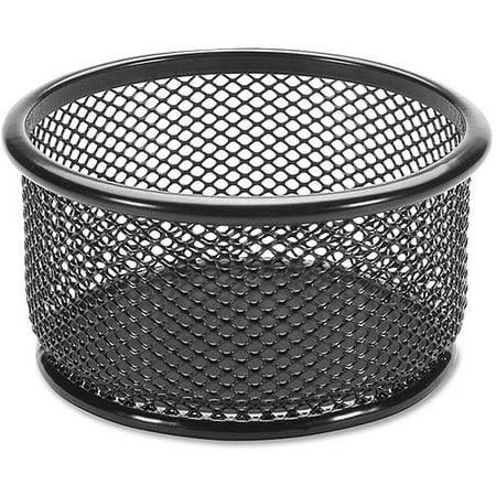 - Lorell Mesh Paper Clip Holder