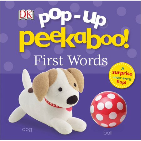 Peekaboo 1st Words (Board Book) (Made Up Halloween Words)