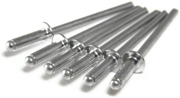 Arrow Fastener Rla5//32 5//32 Long Aluminum Rivets 15 Count