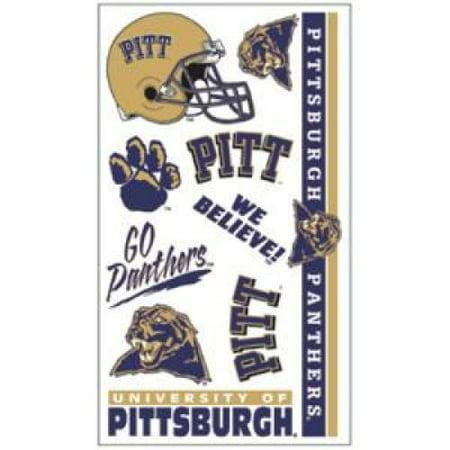 Pittsburgh Panthers Temporary Tattoos](Carolina Panthers Tattoo)