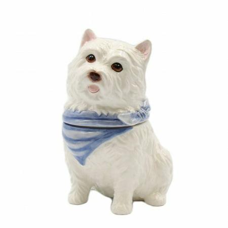 West Terrier Cookie Jar