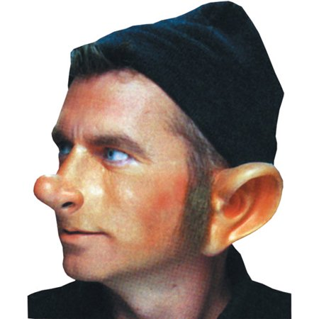Giant Ears Latex Prosthetics Halloween - Prosthetic Chin Halloween