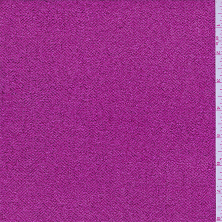 Hot Pink Glitter Knit, Fabric Sold By the Yard - Hot Pink Fabric