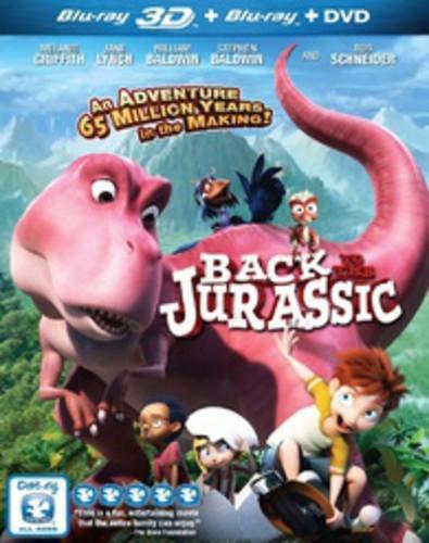 Back to the Jurassic (Blu-ray) by Vanguard Cinema