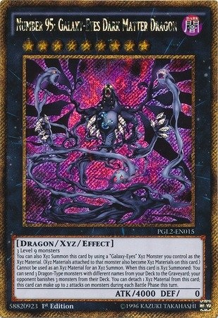 PGL2-EN055 Pot of Duality Gold Rare 1st Edition NM Return of the Bling