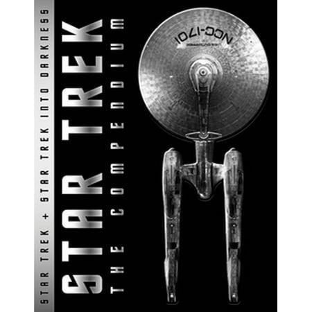 Star Trek: Compendium (Blu-ray) (VUDU Instawatch Included) - Star Trek Adult Onesie