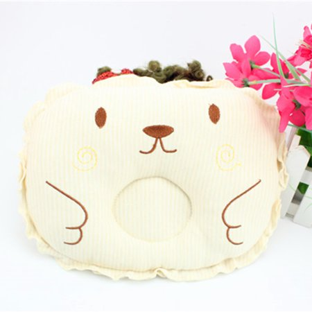 Newborn Baby Pillow For Infant Prevent Flat Head Pillow