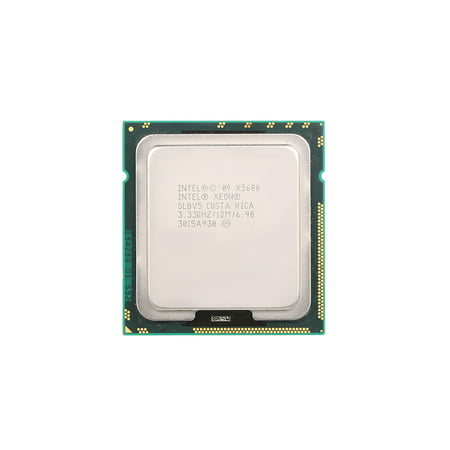 Intel® Xeon® Processor X5680 12M Cache 3.33 GHz 6.40 GT/s Intel® QPI(Used/Second