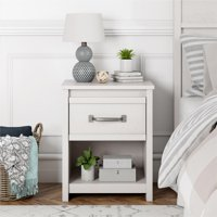 Better Homes & Gardens Rustic Ranch Nightstand, Multiple Colors