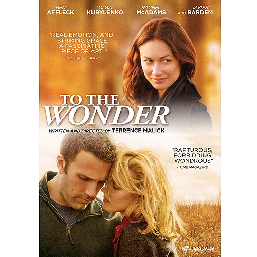 To The Wonder (Widescreen)