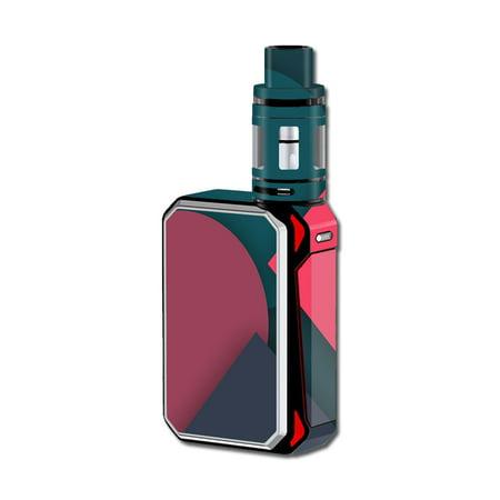 Skins Decals For Smok G-Priv 220W Vape Mod / Pattern Pink