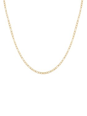 Simply Goldâ 10k Yellow Gold Figaro Chain 18