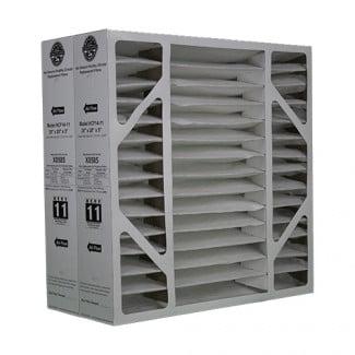 Lennox Doors (Lennox X0585 - 20 x 20 x 5 MERV 11 Furnace Filter - 2 Pack)