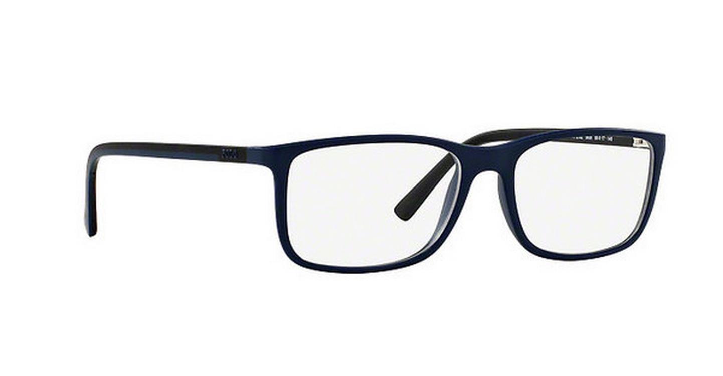 a856600ad6 POLO Eyeglasses PH2162 5605 Vintage Navy Blue 56MM - Walmart.com