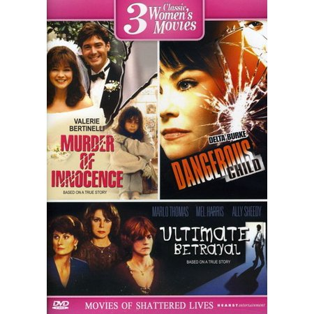3 Classic Women's Movies: Movies of Shattered
