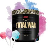 RedCon1 Total War, Cotton Candy, 30 Serving (Newly Formulated)