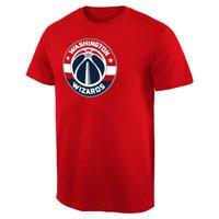 Washington Wizards Primary Logo T-Shirt - Red