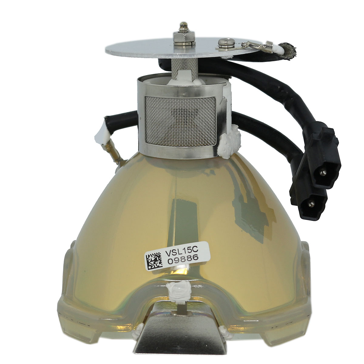 Genuine OEM Replacement Lamp for Sharp DT5000 Projector Power by Phoenix IET Lamps with 1 Year Warranty