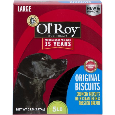 Ol Roy Original Biscuits  Large Breed  5 Lb