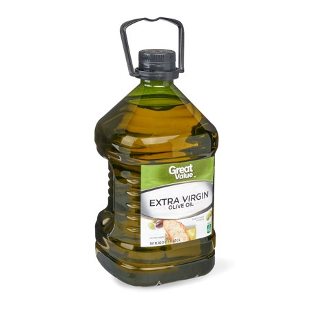 - Great Value Extra Virgin Olive Oil 101 fl oz