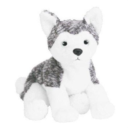 Huskey Dog (TY Beanie Baby - MUKLUK the Husky Dog (white)