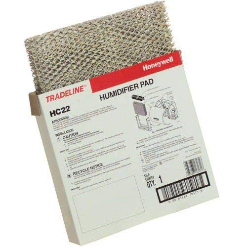 SODIAL 2 Pack Wicking Filter T Humidifier Filter Compatible for Honeywell Top Fill Humidifier Hev615 and Hev620 Hft600
