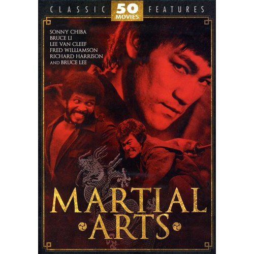 Martial Arts: 50 Movie Pack
