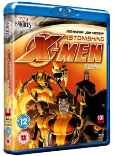 Astonishing X-Men: Torn (Blu-ray) by