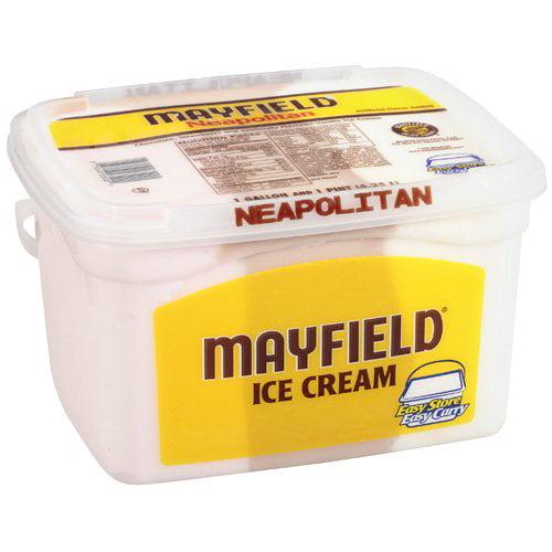 Mayfield Neapolitan Ice Cream, 4.25 l