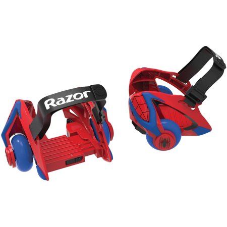 Razor Spider-Man Jetts Heel Wheels Only $8