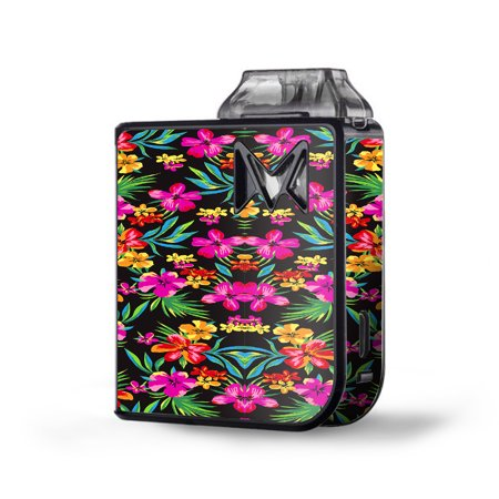 Tropicals Kit (Skin Decal Vinyl Wrap for SV Mi-Pod kit Vape skins stickers cover / Tropical Flowers, Hawaii )
