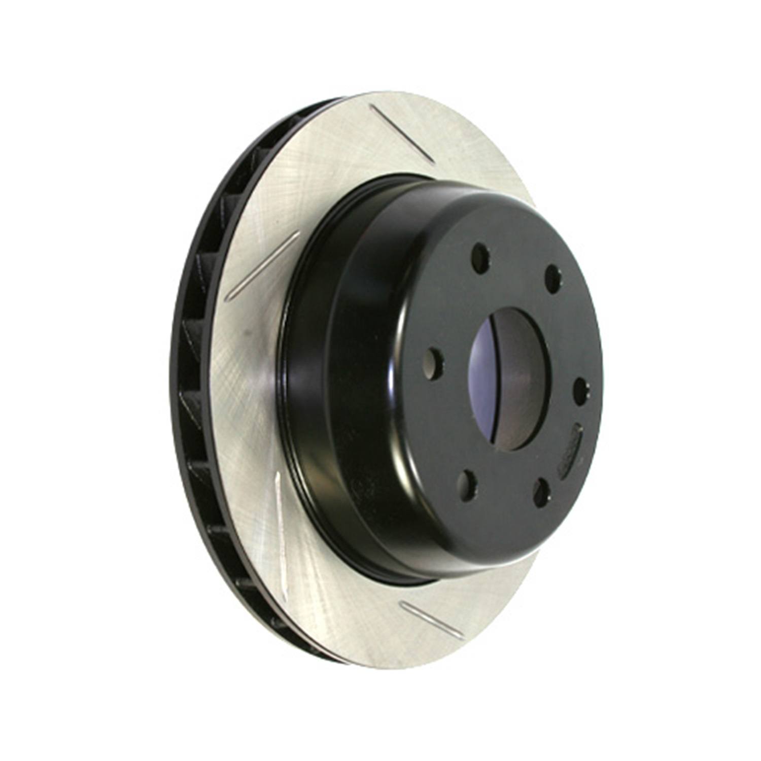 StopTech 126.66045SL StopTech Sport Rotors; Rear Left; 12.99 in. Dia.; 3.78 in. Height; w/28.5 mm Min. Thick Disc;