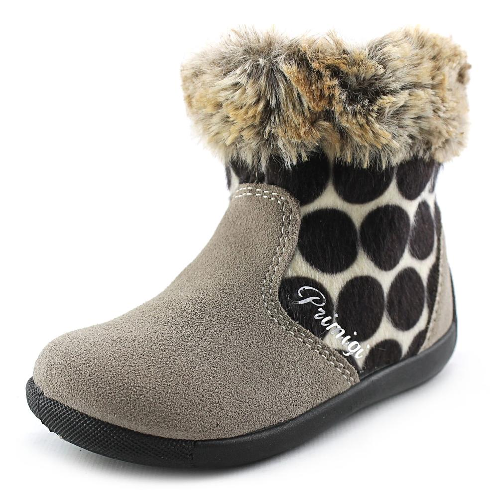Primigi Federica Toddler  Round Toe Synthetic Multi Color Bootie