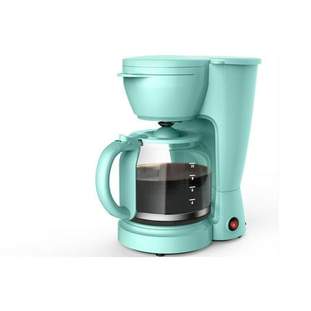 Mainstays 12 Cup Coffee Maker Classic Mint Walmart Com