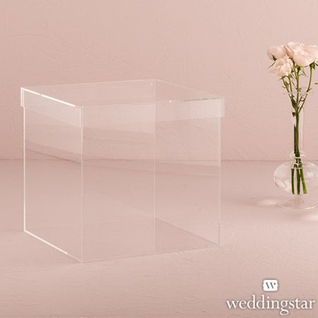 Weddingstar 9371 Phantom Wishing Well Acrylic Box