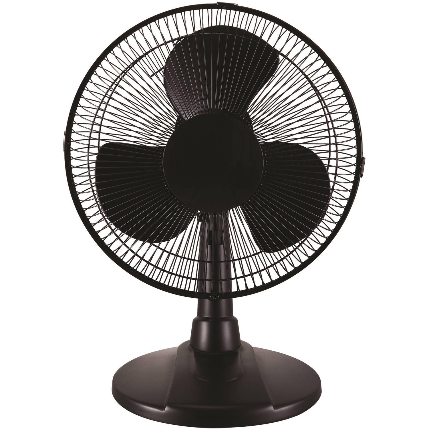 Mainstays 12 Quot Oscillating Table Fan With 3 Speeds