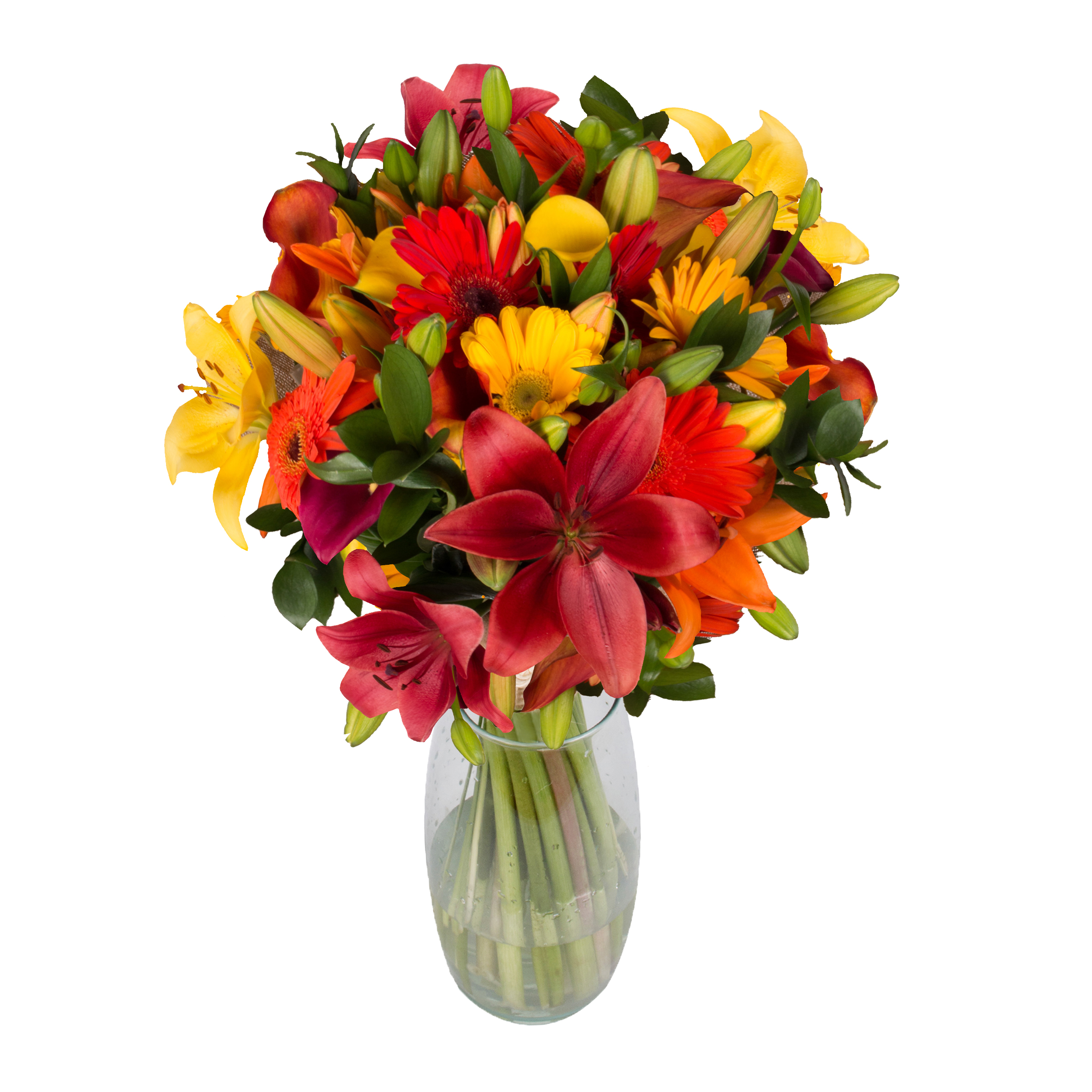 Fall Explosion Bouquet - 31 Stems