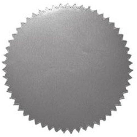 HAYES School Publishing H-VA315 argent autocollant BLANC 50 PACK 2 mm - image 1 de 1