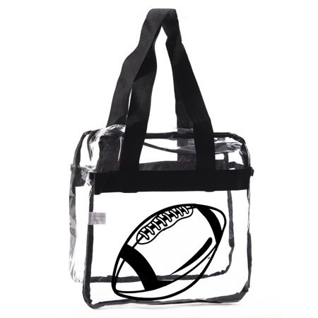 Mato Hash Clear Stadium Tote Bag Roved