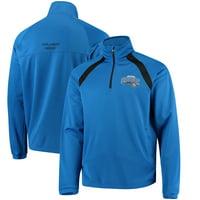 Orlando Magic G-III Sports by Carl Banks High Impact Quarter-Zip Pullover Jacket - Blue