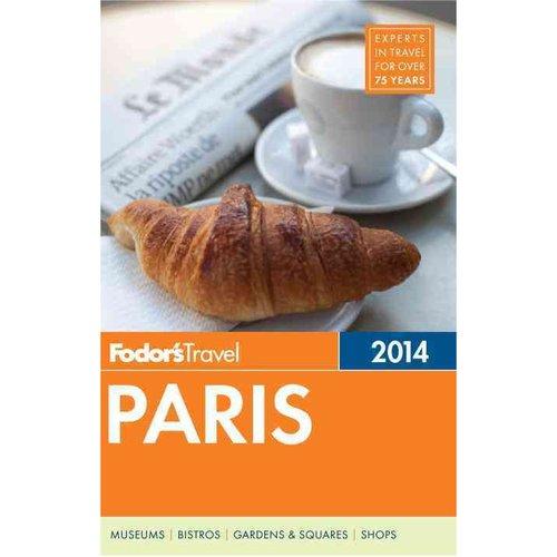Fodor's 2014 Paris