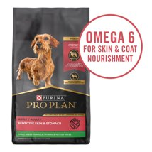 Dog Food: Purina Pro Plan Focus Sensitive Skin & Stomach Small Breed