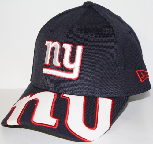 New York Giants New Era 39THIRTY Melviz Classic Flex Fit Structured Hat