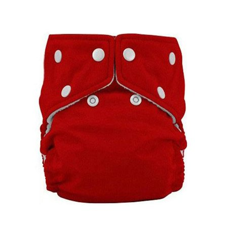2019 Hot Sale 4 Pcs Reuseable Washable Adjustable One Size Baby Pocket Cloth Diapers Nappy Diaper for Baby