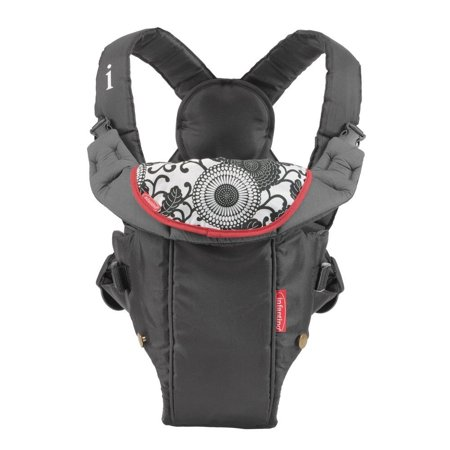 Swift Carrier - Swift Classic Carrier, Black, Cotton By Infantino