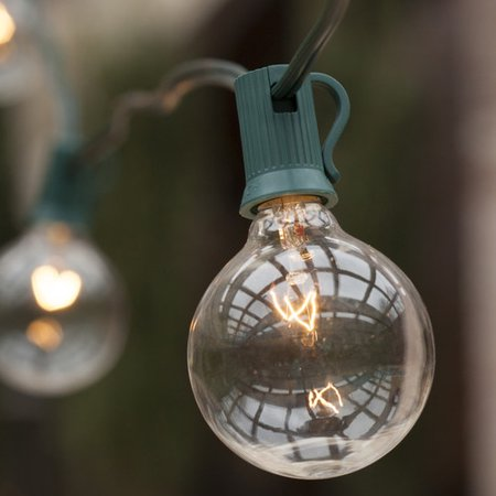Inexpensive Globe String Lights : Wintergreen Lighting 33-Light Globe String Lights - Walmart.com