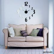 Ebern Designs Capers 11'' DIY 3D Wall Clock