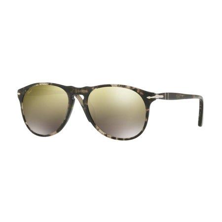 68a875c594 Persol - Sunglasses Persol PO 9649 S 1063O3 SPOTTED GREY BLACK - Walmart.com